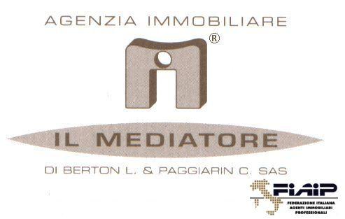 >AGENZIA IMMOBILIARE IL MEDIATORE DI BERTON E PAGGIARIN S.A.S.