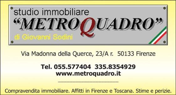 Metroquadro di Giovanni Sodini