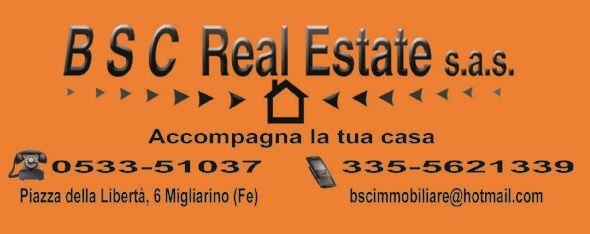 >BSC Real Estate di Tabacchi Paolo e C s.a.s.