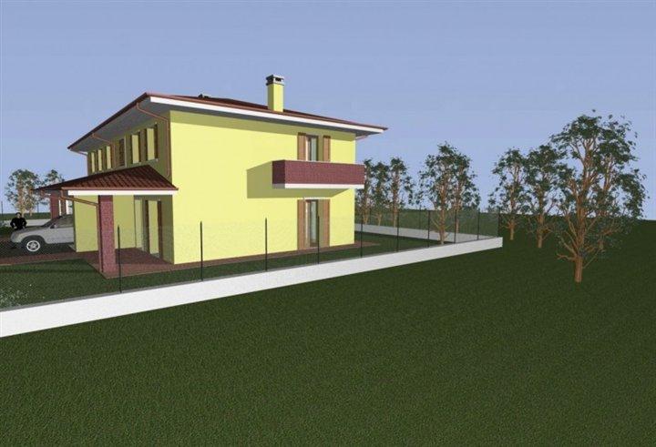 Villa Bifamiliare in Vendita a Carceri