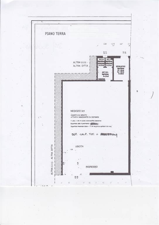Negozio / Locale in affitto a Este, 1 locali, prezzo € 1.300   Cambio Casa.it