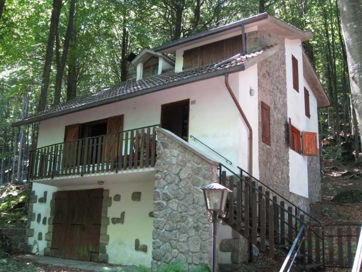 Villa in Vendita a Abbadia San Salvatore