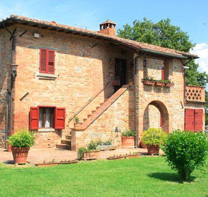 Azienda Agricola in Vendita a Cortona