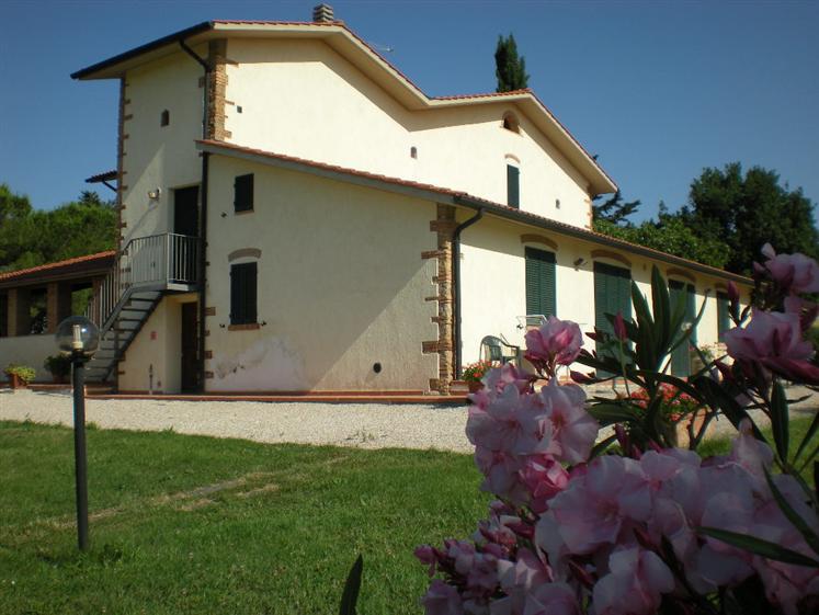 Azienda Agricola in Vendita a Massa Marittima