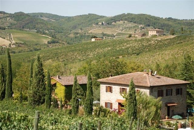 Azienda Agricola in Vendita a Tavarnelle Val di Pesa