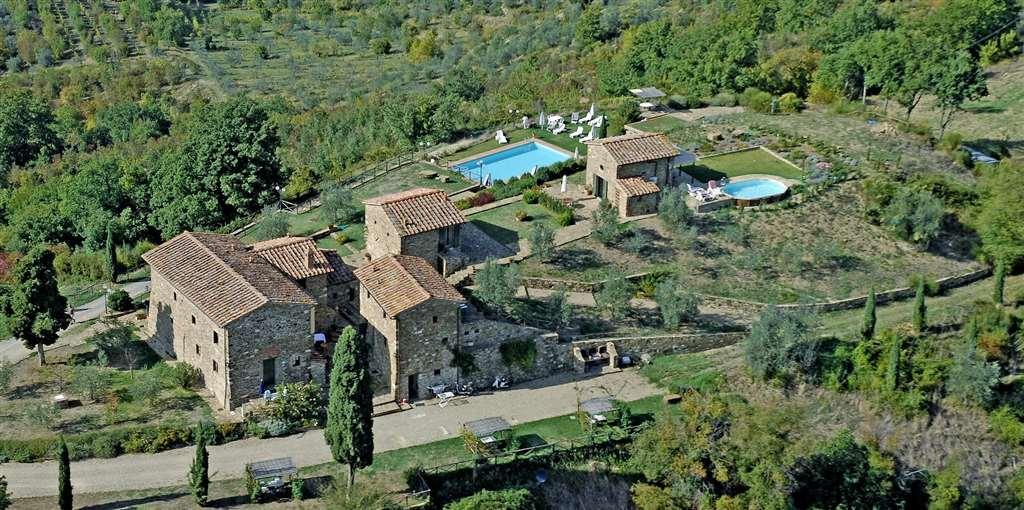 Azienda Agricola in vendita a San Casciano in Val di Pesa, 20 locali, Trattative riservate | Cambio Casa.it