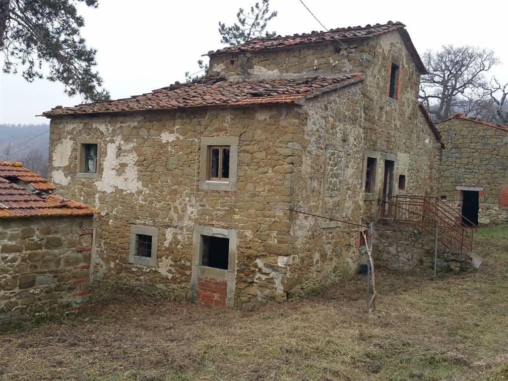 Rustico-casale  in Vendita a Castel Focognano