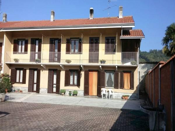 Soluzione Semindipendente in vendita a Villareggia, 6 locali, prezzo € 148.000 | Cambio Casa.it