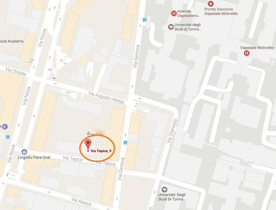Laboratorio in affitto a Torino, 9999 locali, zona Zona: 3 . San Salvario, Parco del Valentino, prezzo € 120 | Cambio Casa.it