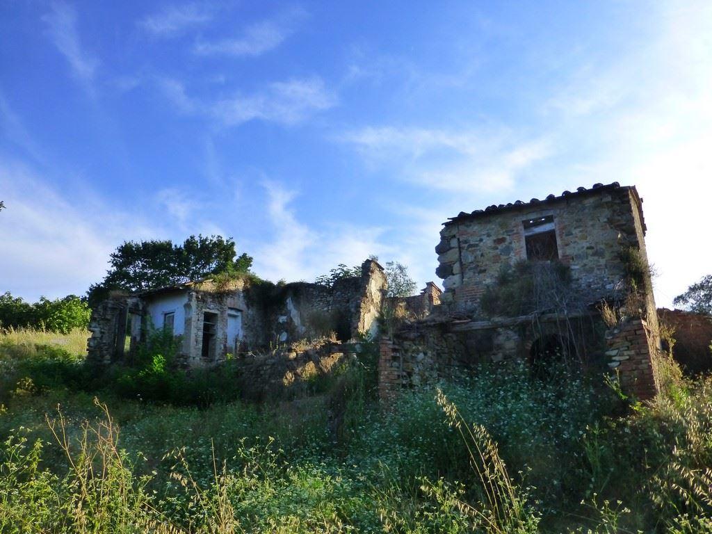 Rustico casale torrita di siena cerca rustici casali a - Ristrutturare casale di campagna ...