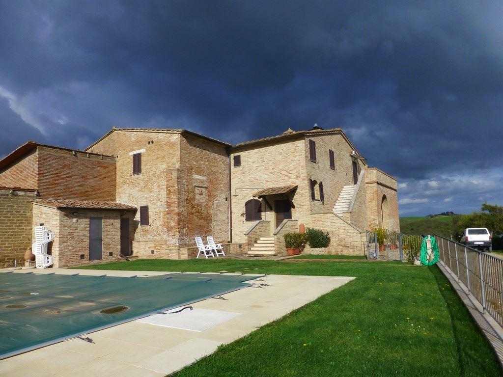 Rustico / Casale in vendita a Asciano, 9 locali, zona Località: CRETE SENESI, prezzo € 620.000 | Cambio Casa.it