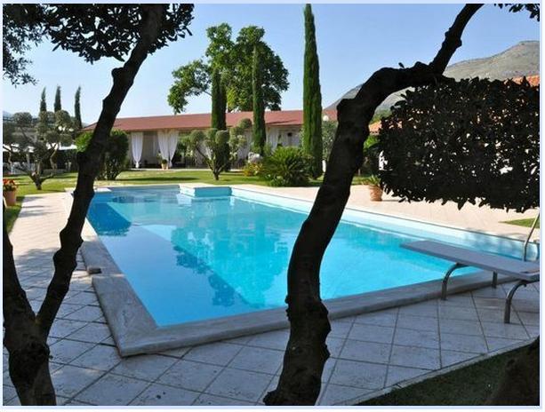 Villa, Sonnino, ristrutturata