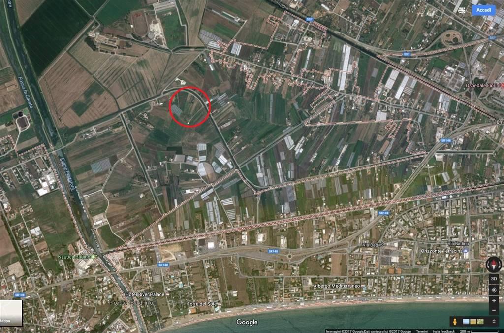 Terreno Agricolo in vendita a Terracina, 9999 locali, zona Località: LE MOLE, prezzo € 27.000 | Cambio Casa.it