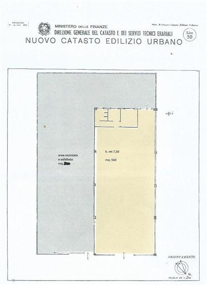 Capannone in affitto a Bolano, 1 locali, zona Zona: Ceparana, Trattative riservate | Cambio Casa.it