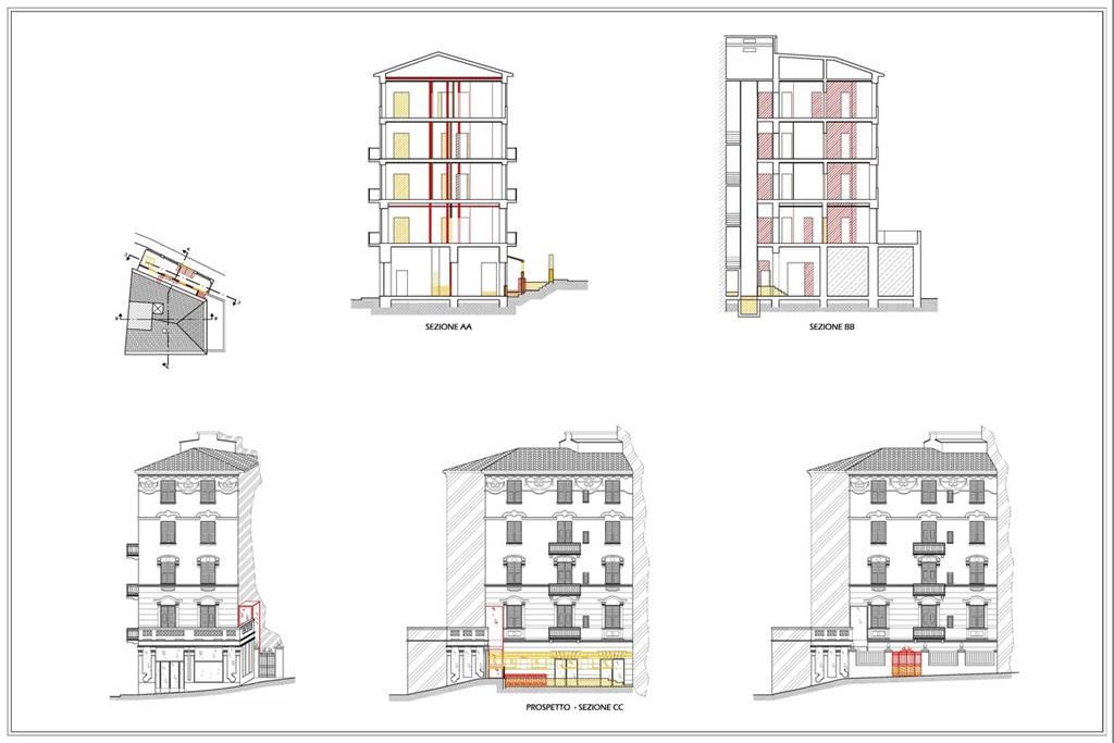 Albergo in vendita a La Spezia, 22 locali, zona Località: CENTRO, Trattative riservate | CambioCasa.it