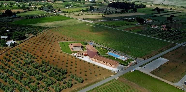 Agriturismo in vendita a Scarlino, 1 locali, Trattative riservate | Cambio Casa.it