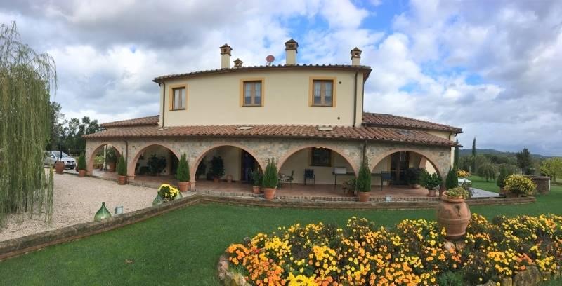 Agriturismo in vendita a Gavorrano, 10 locali, zona Località: CAMPAGNA, prezzo € 1.700.000 | CambioCasa.it
