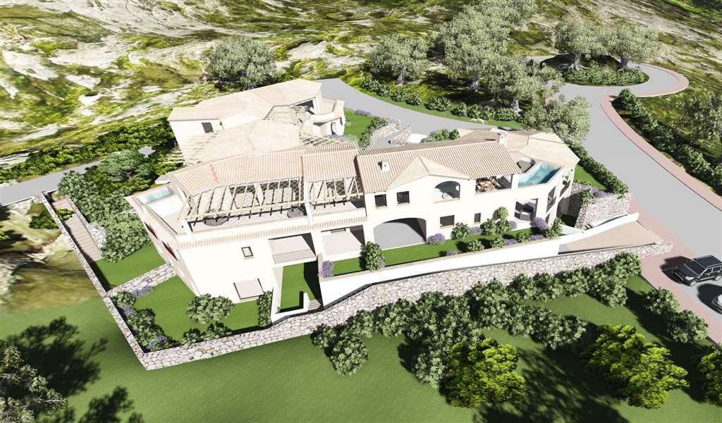 Attico / Mansarda in vendita a Arzachena - Porto Cervo, 9 locali, zona Zona: Cannigione, prezzo € 1.100.000 | Cambio Casa.it