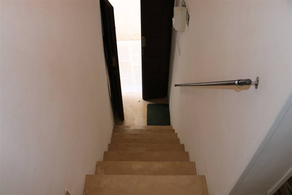 SCALE ACCESSO PRIMO PIANO: Appartamento indipendente in Centro Storcio Via Presacaro 27, Martina Franca