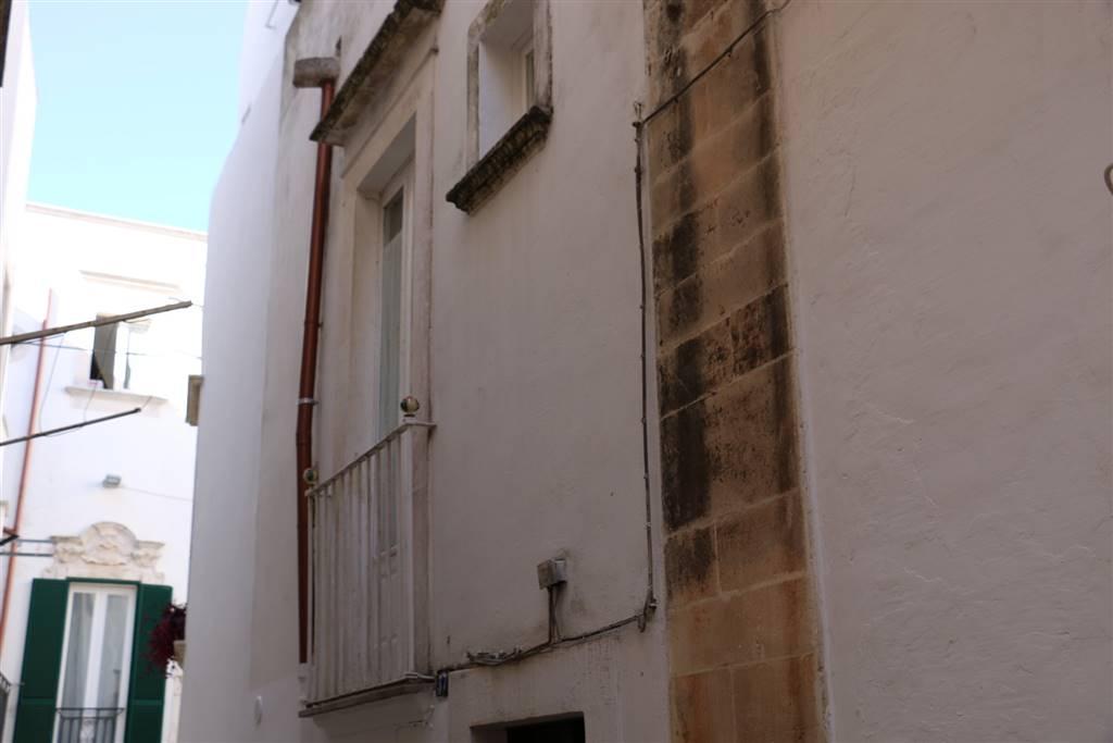PROSPETTO: Appartamento indipendente in Centro Storcio Via Presacaro 27, Martina Franca