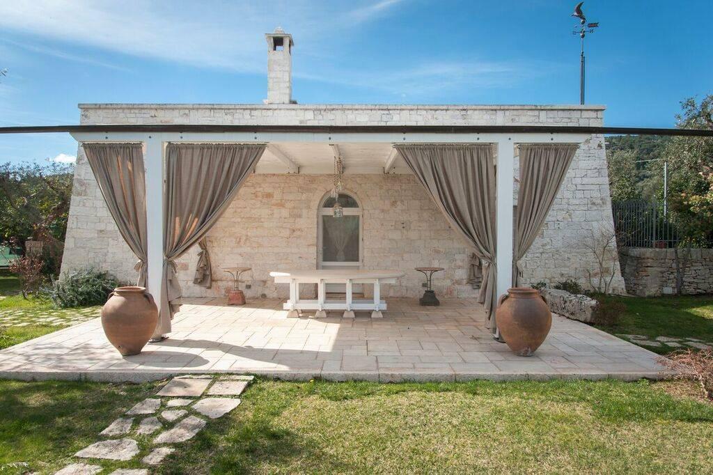 PROSPETTO: Villa in Selva Di Fasano, Selva Di Fasano, Fasano