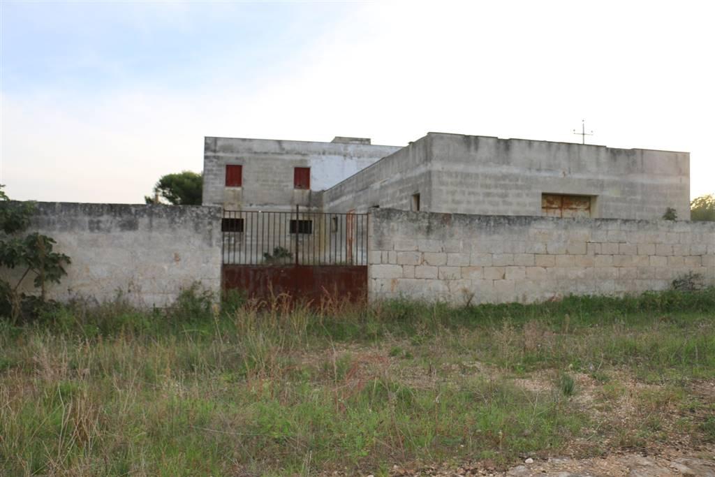 PROSPETTO: Masseria in Rosa Marina, Ostuni