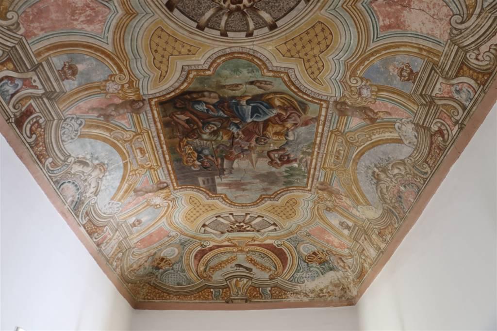 AFFRESCO: Palazzo in Centro Storico Via Mazzini, Martina Franca