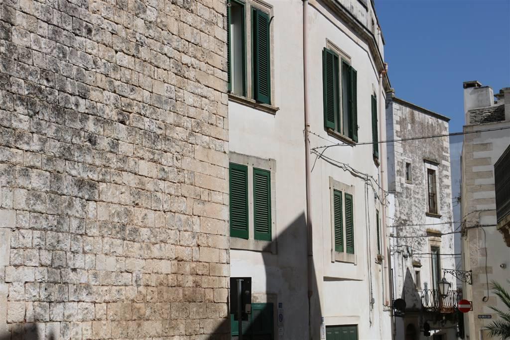 ESTERNO: Palazzo in Centro Storico Via Mazzini, Martina Franca