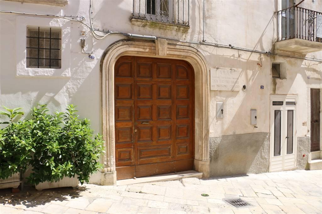 PROSPETTO: Palazzo in Centro Storico Via Mazzini, Martina Franca