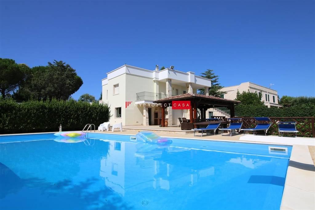 Villa con piscina Martina Franca