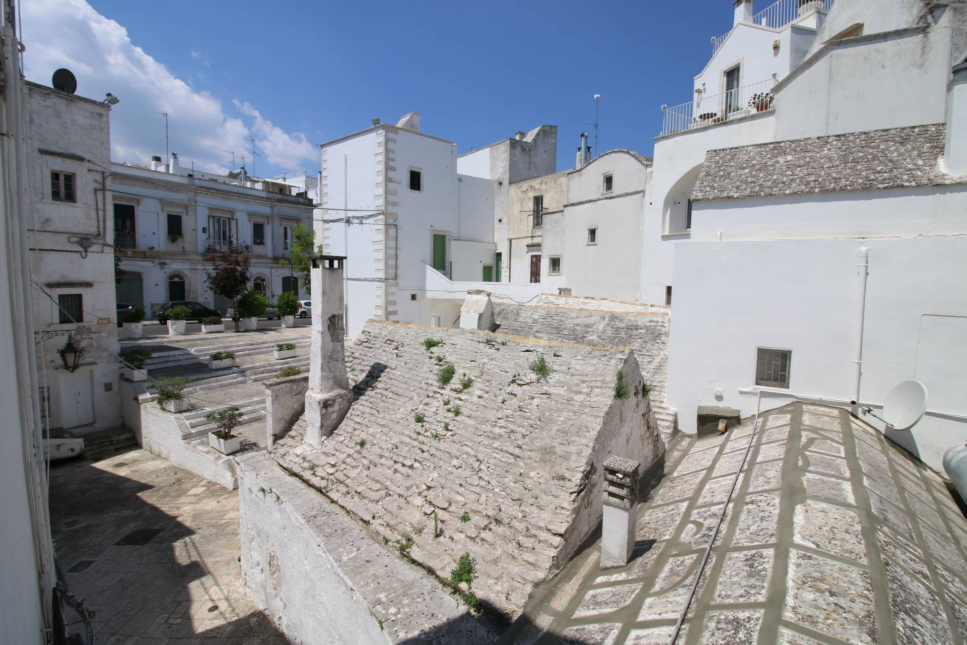 Vista centro storico