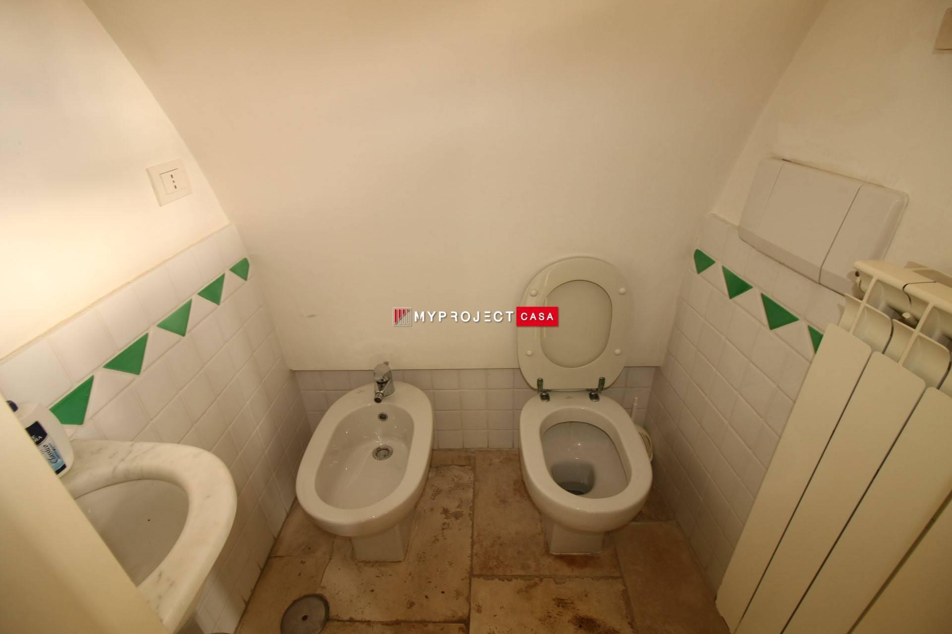 Bagno 1 secondo piano