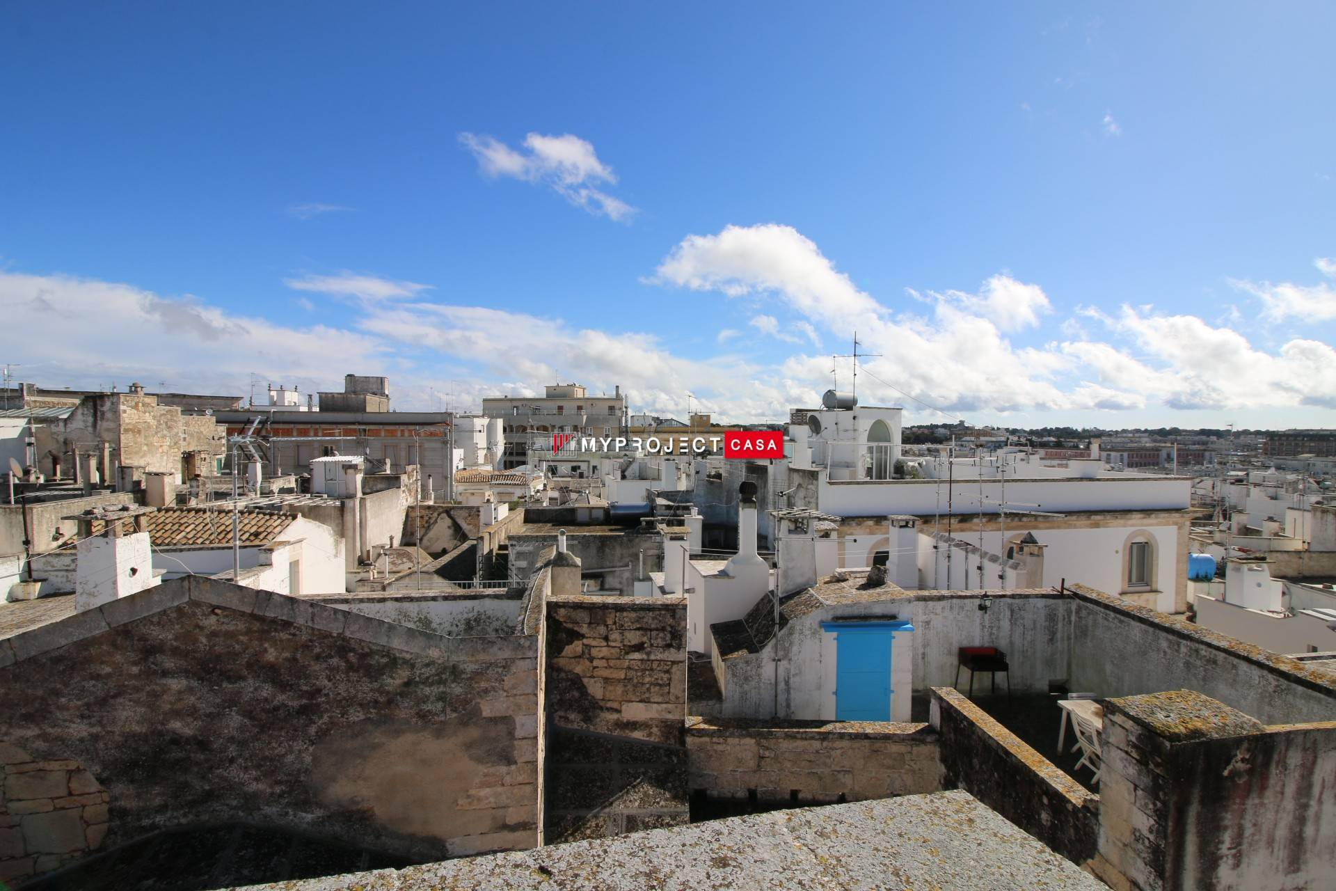 Veduta centro storico