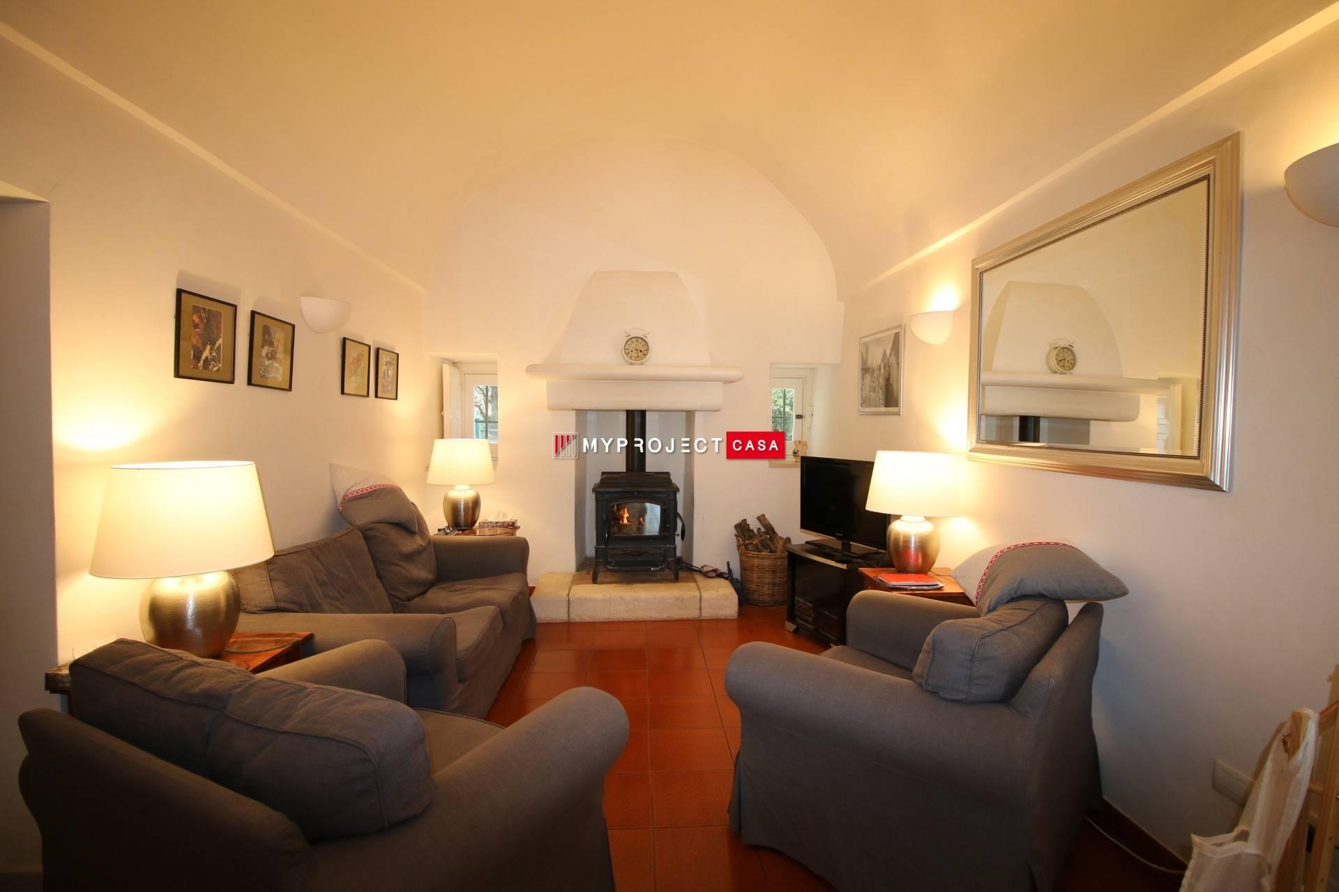 Salotto casa 1