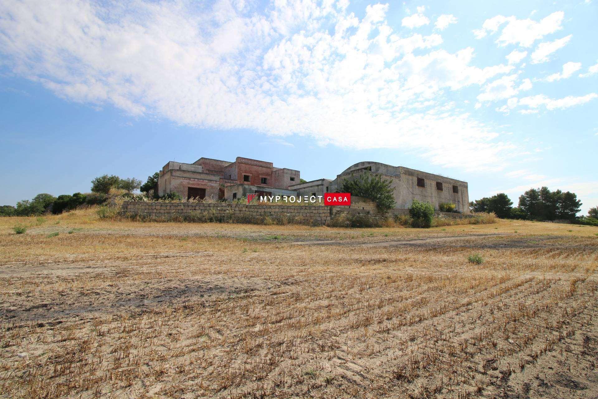 Masseria in vendita territorio di Massafra