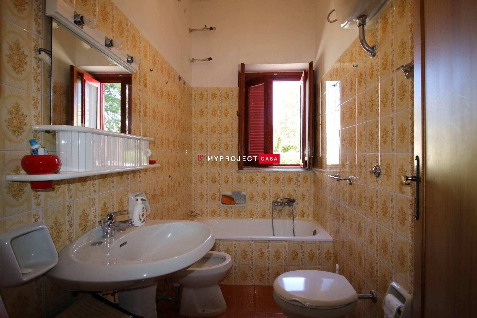 Bagno Villa zona giorno