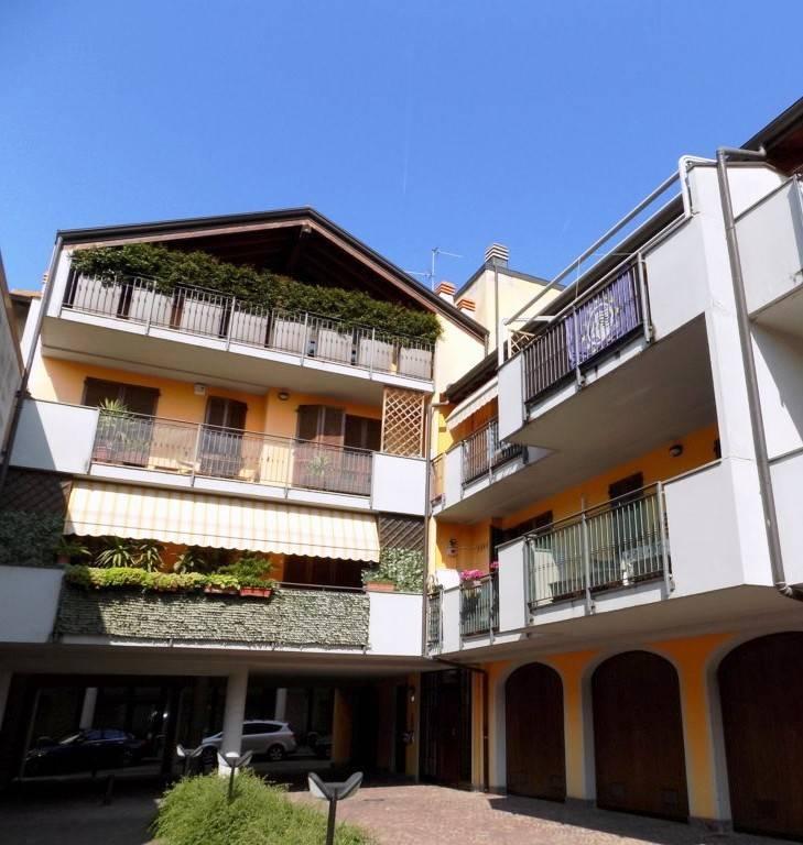 Appartamento in Vendita a Capriate San Gervasio:  2 locali, 55 mq  - Foto 1