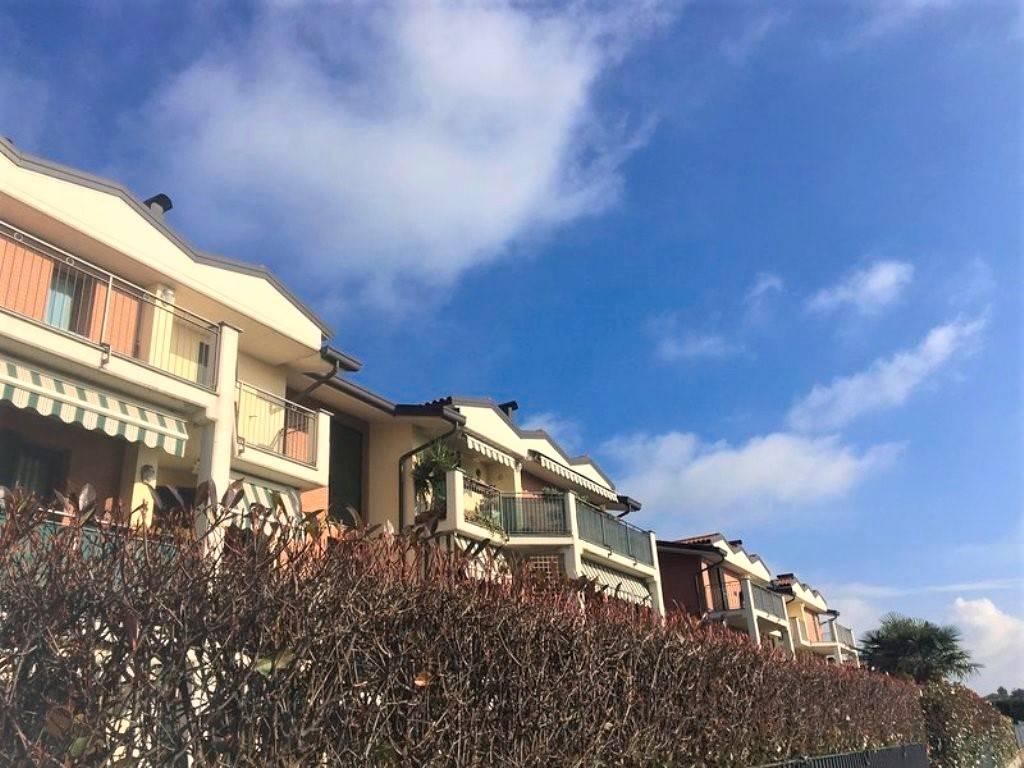 Appartamento in Vendita a Busnago: 3 locali, 75 mq