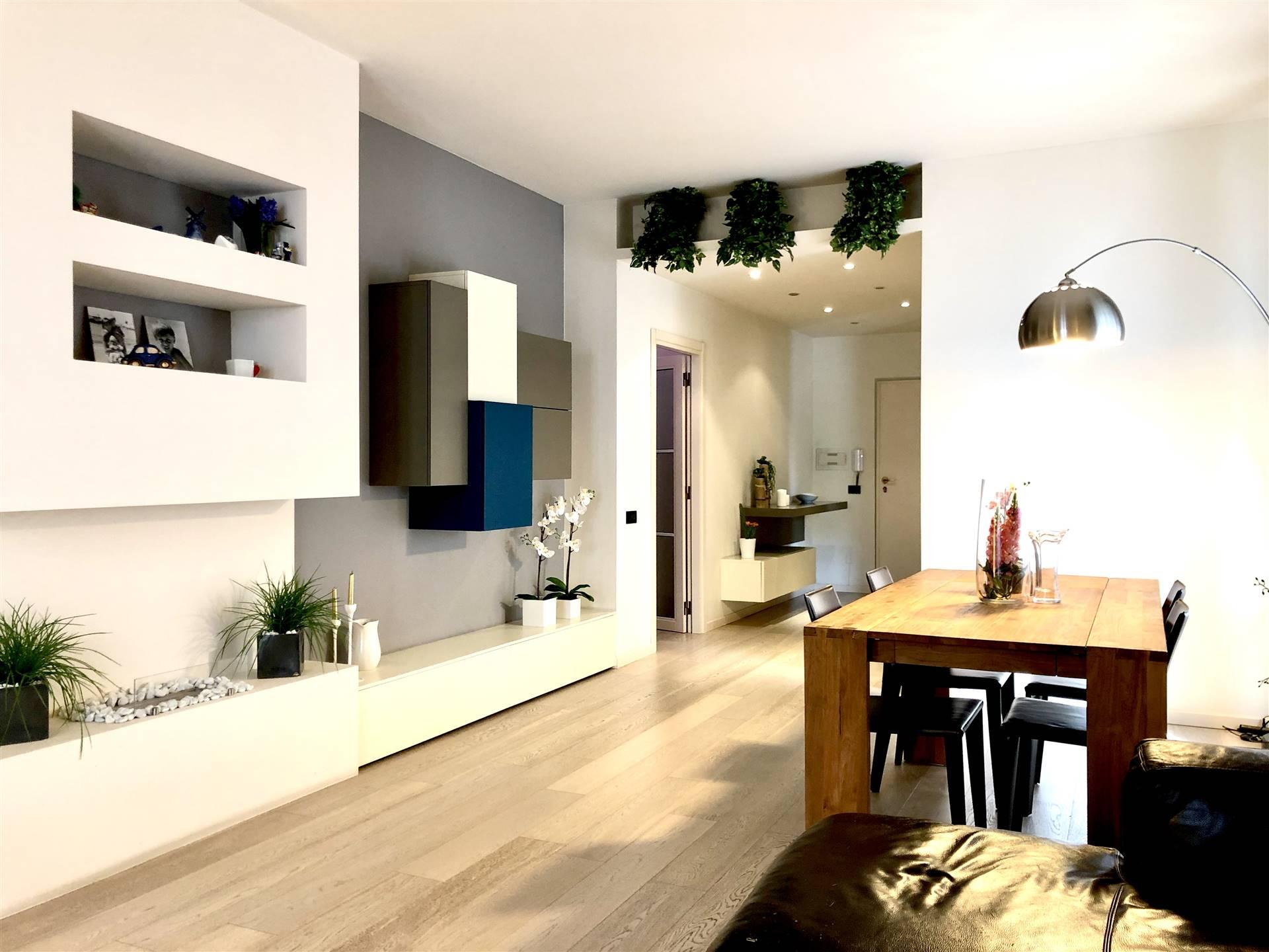 Appartamento in Vendita a Concorezzo: 4 locali, 125 mq