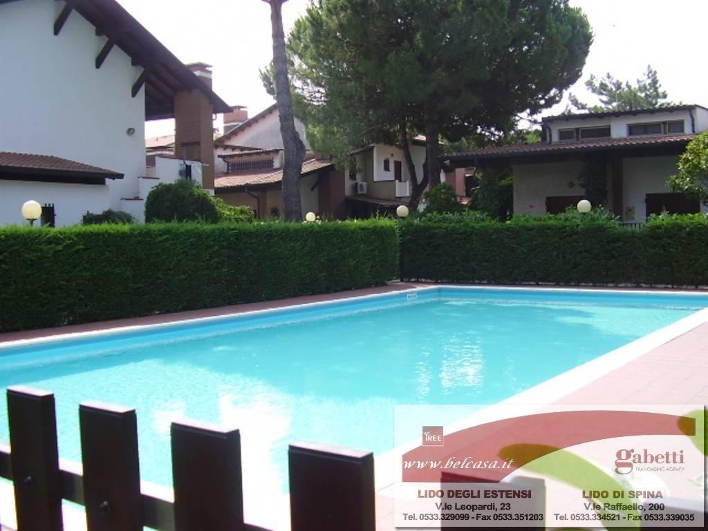 Villa in affitto a Comacchio, 3 locali, zona Zona: Lido di Spina, Trattative riservate | Cambio Casa.it