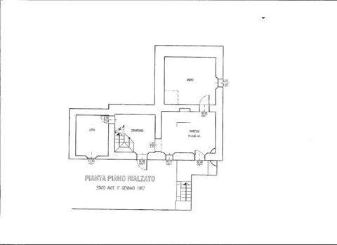 Casa semi indipendente, Castagneto, Pavullo Nel Frignano, ristrutturato