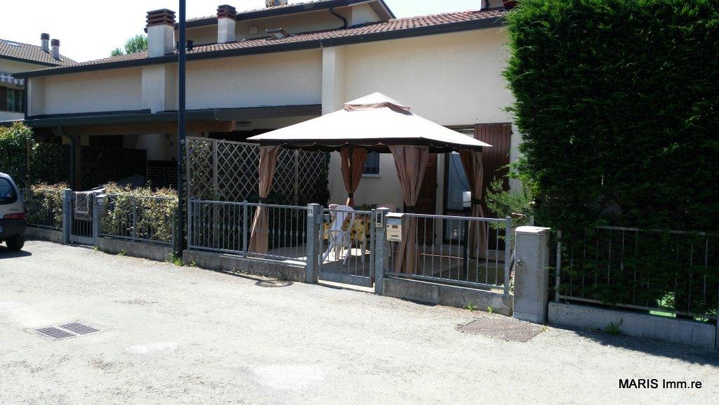 Villa a schiera, Lido Adriano, Ravenna, in nuova costruzione