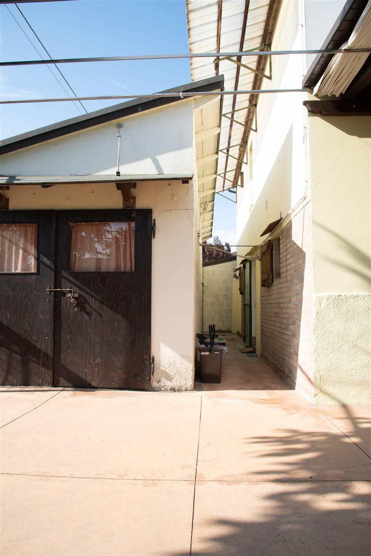 porta del garage