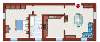 Foto - Appartamento In Vendita  Argelato