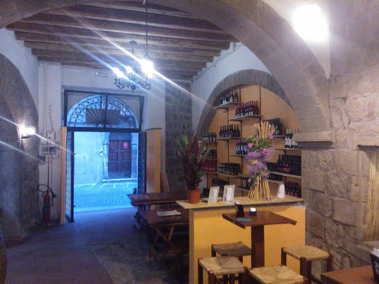 Bar Viterbo, Centro in Via Cardinal La Fontaine