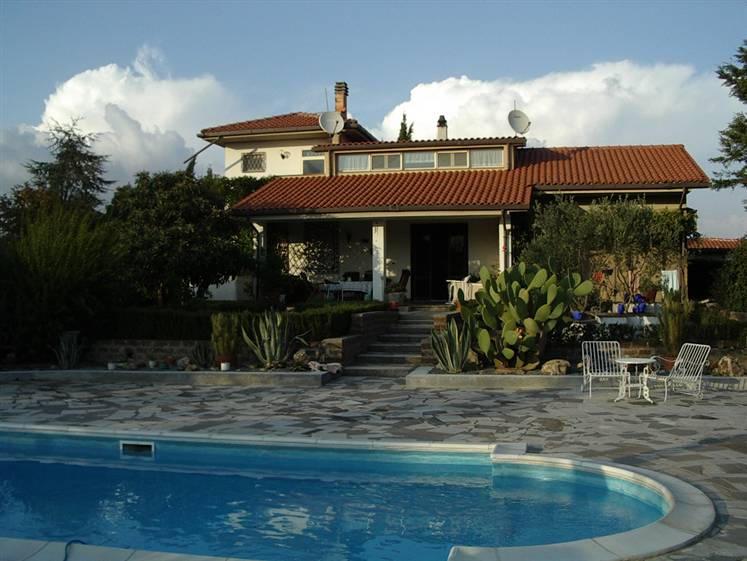Villa in Aurellia Bis, Vetralla
