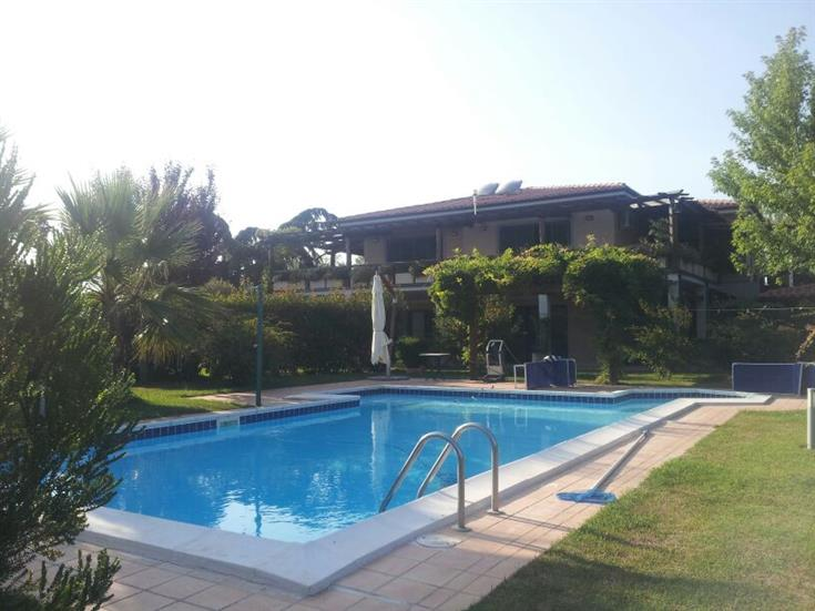 Villa, Cinelli, Vetralla, in nuova costruzione