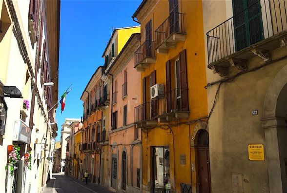Appartamento in vendita a Chieti, 3 locali, zona Zona: Centro storico, prezzo € 68.000 | Cambio Casa.it