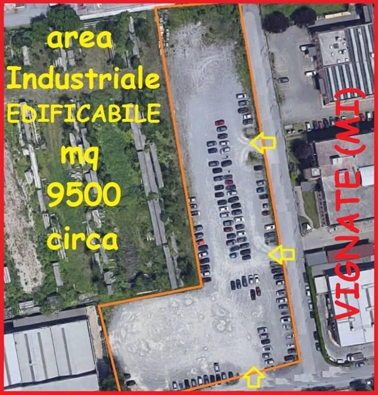 Terreno commerciale in Vendita a Vignate: 9500 mq