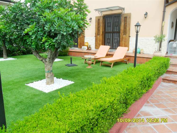 Villa, San Paolo Bel Sito, seminuova